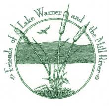 Friends of Lake Warner and the Mill River logo